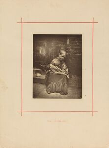 John Thomson, 'The Crawlers', ca. 1877