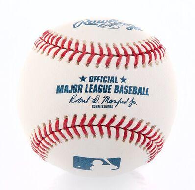 Futura, 'All Star Game Baseball', 2018