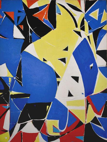 Beatrice Mandelman, 'Jazz II', 1987