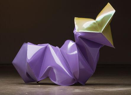 Jeremy Thomas, 'Evonik Violet', 2020