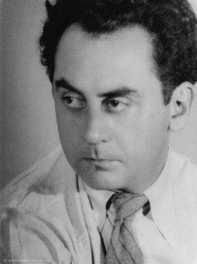 Lee Miller, 'Man Ray, Paris', 1931