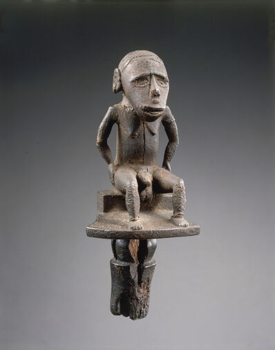 'Figure d'homme assis (Figure of seated man)', late 18th century -early 19th century