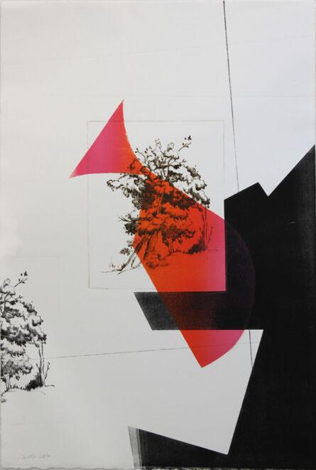 Joerg Dressler, 'Lorrain II', 2017