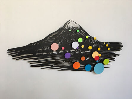 Alejandro Pintado, 'Atmospheric Vision 11/20', 2018
