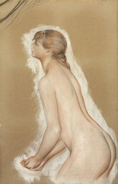 Pierre-Auguste Renoir, 'Splashing Figure (Study for The Great Bathers)', ca. 1884–87