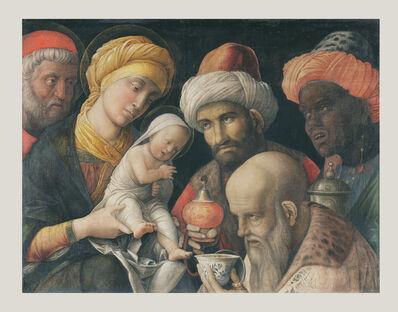 Andrea Mantegna, 'Adoration of the Magi', 1495-1505