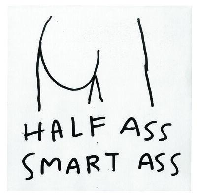 Nathan Bell, 'Half Ass', 2016
