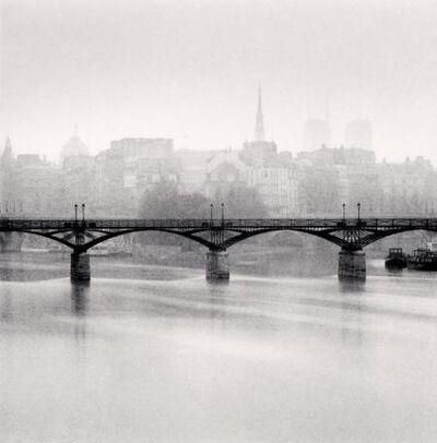 Michael Kenna, 'Pont Des Arts, Study 3, Paris, France', 1987