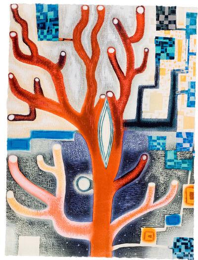 Karen Kunc, 'Eyes of the Red Coral', 2006