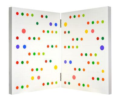Osvaldo Mariscotti, 'Book of Color W3', 2015