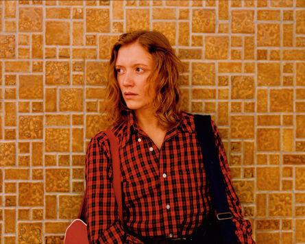 Stephen Shore, 'Ginger Shore, Miami, Florida, November 12, 1977', 1977