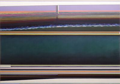 Olaf Holzapfel, 'Horizont - nah unter einem Baum', 2019