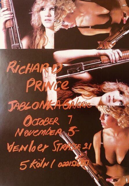 Richard Prince, 'Richard Prince', 1988