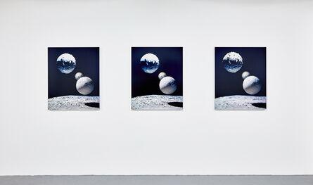 Patrick Tosani, 'MARS 07-3, MARS 07-5, MARS 07-6', 2015