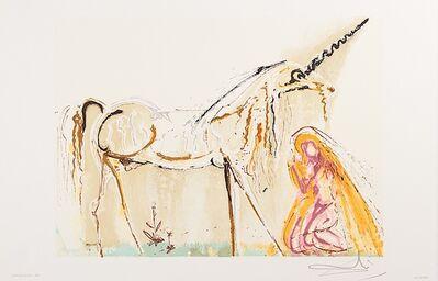 Salvador Dalí, 'La Licorne (Unicorn)', 1983