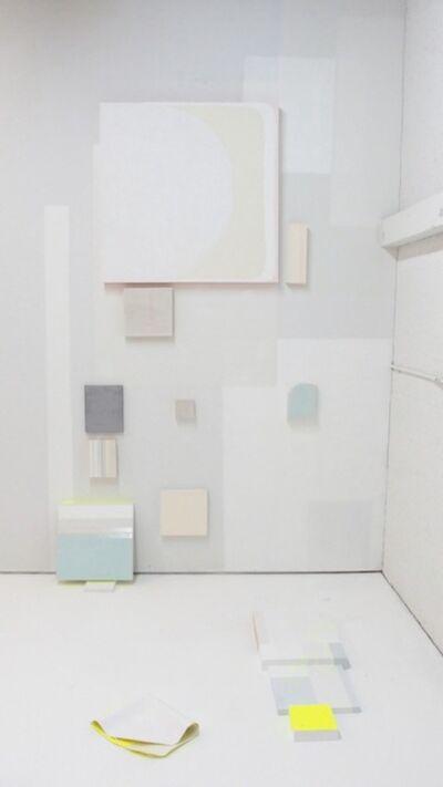 marisabela tellería, 'Verges (series)', 2016