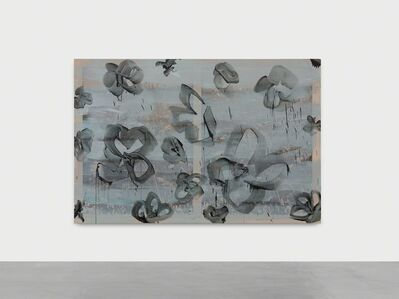 Tursic & Mille, 'Black flowers', 2018