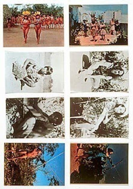 Anna Bella Geiger, 'Brasil Nativo/Brasil Alienígena', 1976-1977