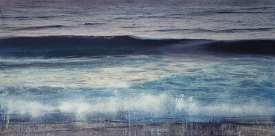 James Lahey, 'Atlantic Ocean, Watch Hill R.I., (August 29 6:40 A.M., 2000)', 2001