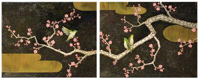 Yuki Ideguchi, 'Birds and Flowers ', 2016