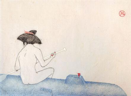 Fan Cheng, 'La beauté-5', 2014