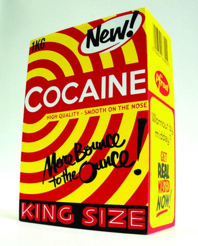 Ben Frost, 'Cocaine', 2017