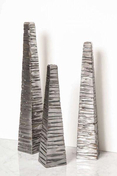 Bernar Venet, 'Candlesticks', 2014