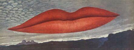Man Ray, 'Lips  (No Text)', 1966
