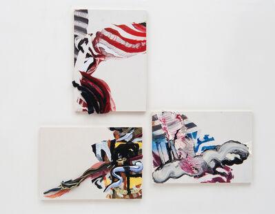 Pia Fries, 'konstellation 7', 2009
