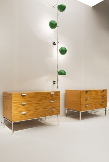 André Monpoix, 'Pair of chests of drawers 812', 1956-1957