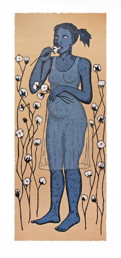 Alison Saar, 'Cotton Eater II ', 2014