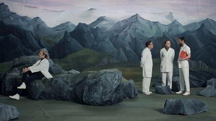 Ragnar Kjartansson, 'Figures in Landscape (Friday)', 2018