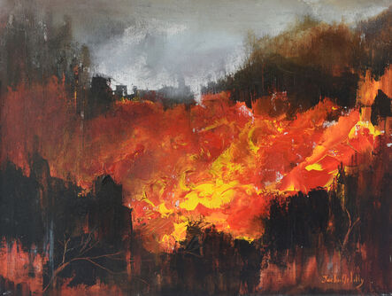 Jackie Arditty, 'Fire and Rebirth', 2015