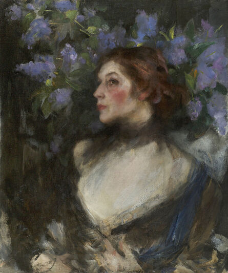 James Jebusa Shannon, 'Florence Shannon', ca. 1905