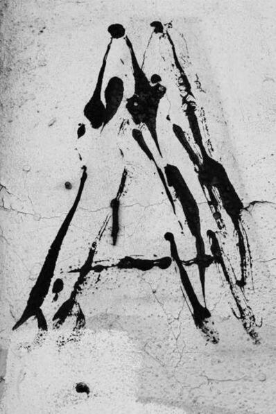 Shannon Ebner, 'Hic et Nunc A', 2012