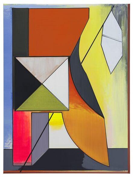 Thomas Scheibitz, 'Tektonik', 2017