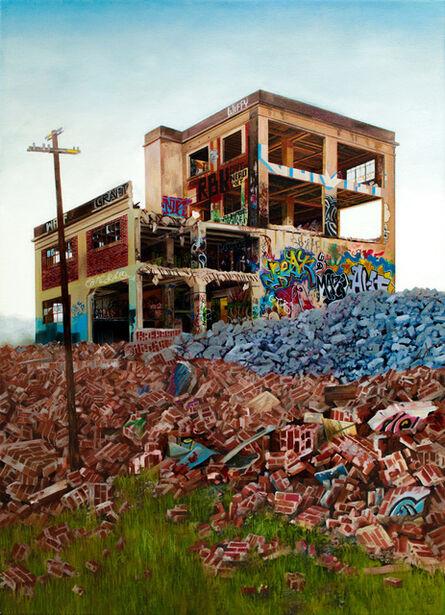 Jessica Hess, 'Demolition Day', 2010