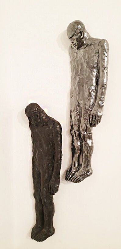 Bae Hyung Kyung, 'Untitled 7-1(right), Untitled 7-2(left)', 2019
