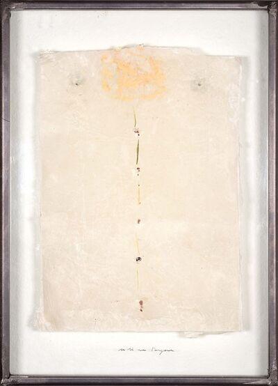 Gregorio Botta, 'Noli me tangere', 2019