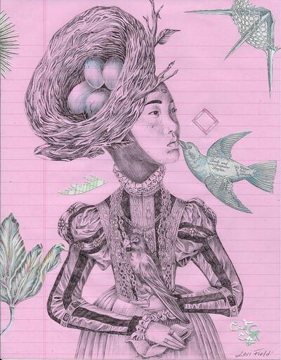 Lori Field, 'Empress of the Empty Nest', 2020