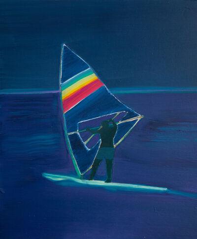 Tom Hammick, 'Sail Away', 2021