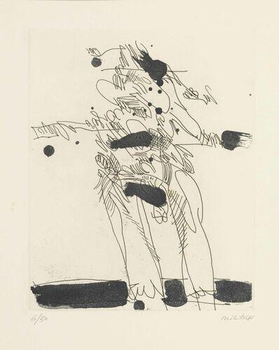 Manolo Millares, 'Untitled', 1970