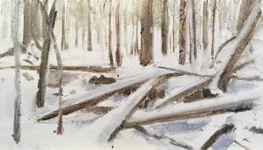 Kate Edwards, 'Mossy Cascade Brook ', 2020