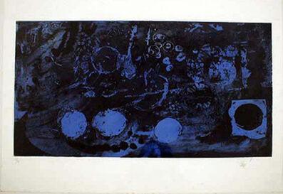 Antoni Clavé, 'Quatre Points', 1970