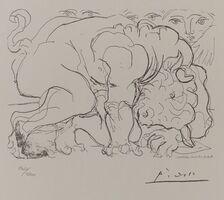 Pablo Picasso, 'Suite Vollard Planche LXXXVIII', 1973