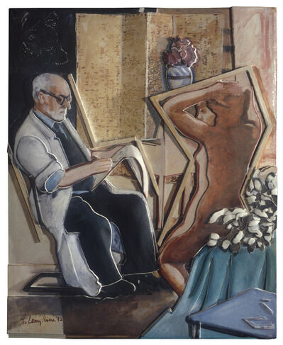 Larry Rivers, 'Matisse Opera', 1992