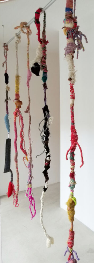 Jane Miller, 'Fancy Ropes', 2017