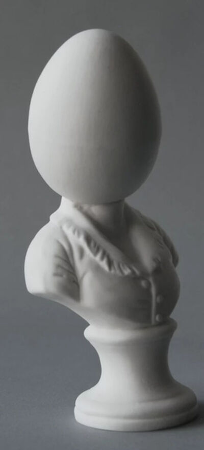 Matt Smith (British), 'Wunderkammer II, Small Egg', 2017