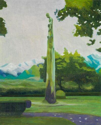 Hans Vandekerckhove, 'Peter's Park 4', 2021