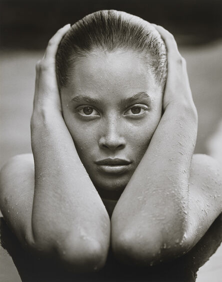 Herb Ritts, 'Christy Turlington, Hollywood', 1988